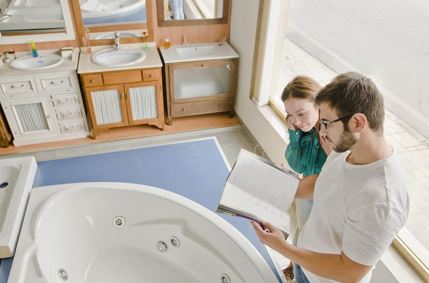 Scegliere mobili bagno